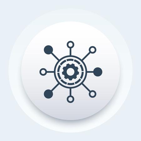 productieproces pictogram