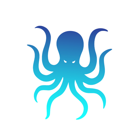 octopus vector illustration