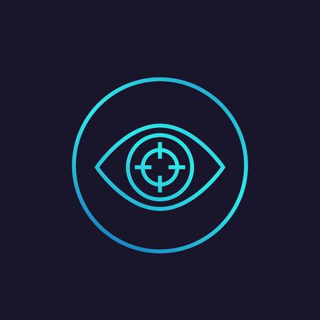 Machine vision, visuele herkenningspictogram