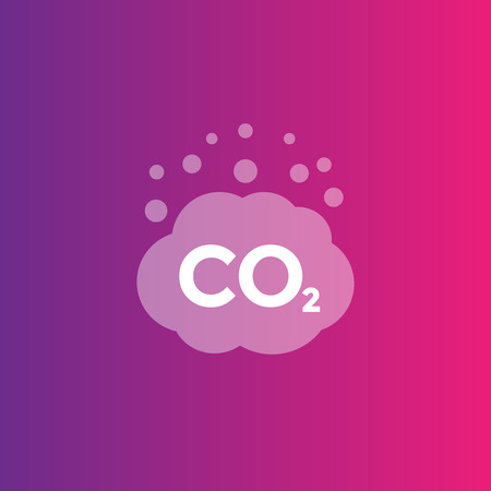 co2 emissions, combustion  icon