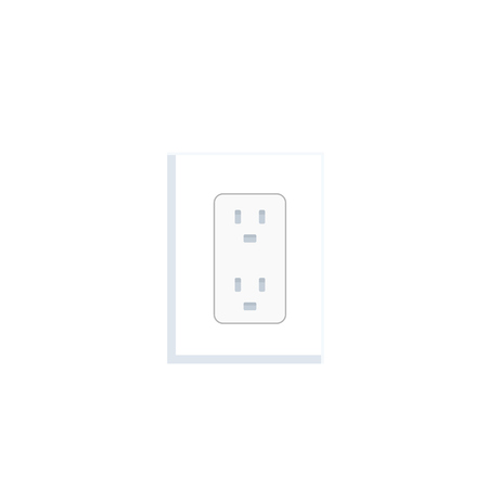 uk socket for two plugs