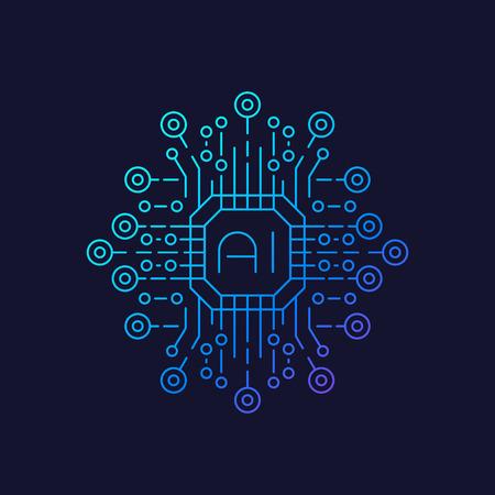 Inteligencia artificial, tecnología de ia