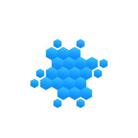 nano materials, nanostructure vector