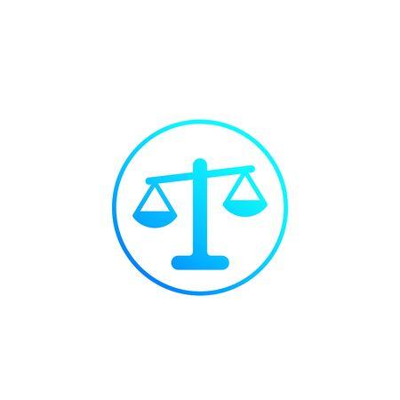 Ethics vector icon Zdjęcie Seryjne - 130034012