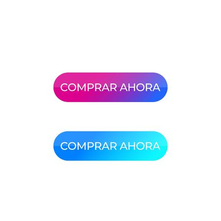 buttons for web, buy now in spanish