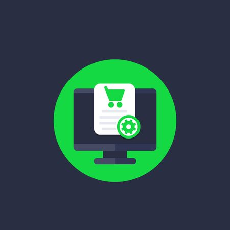 order, online purchase processing