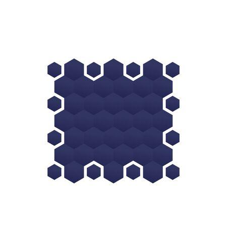 nano materials, vector Ilustracja
