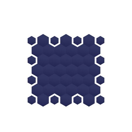 nano materials, vector Illustration