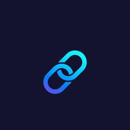 Link vector icon