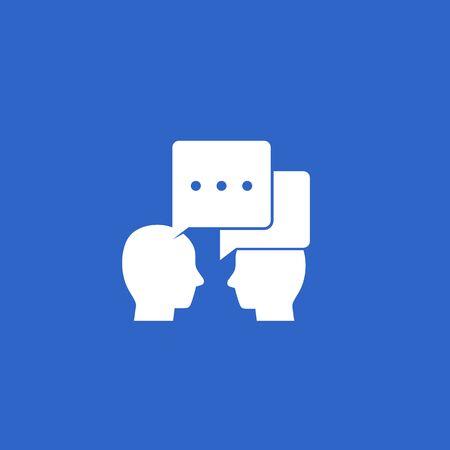 debate, dialogue icon