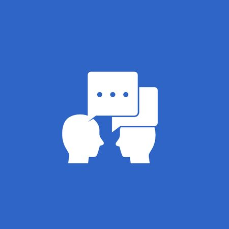debate, dialogue icon