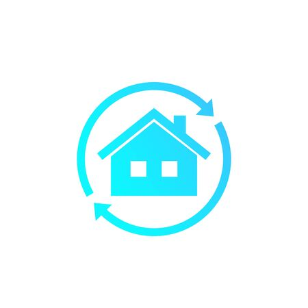 home rent vector icon