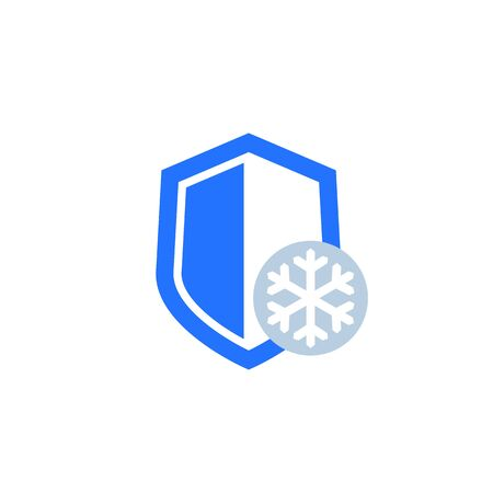 frost-resistance, cold resistant icon
