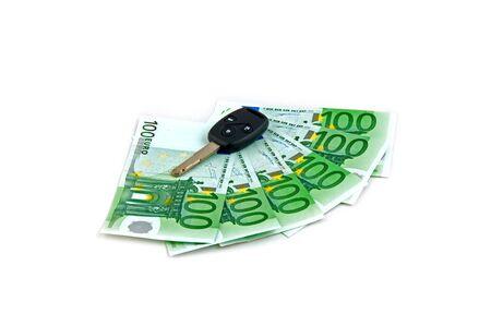 money key bond Stock Photo - 5866069