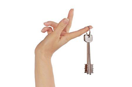 hand key photo
