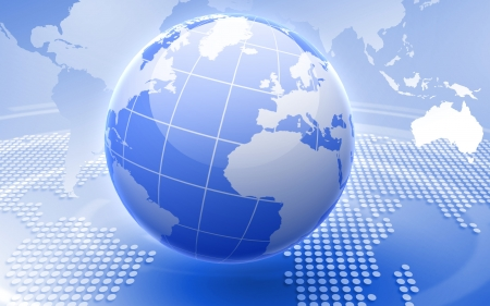 Image of our planet as symbol of social networking Stock Photo - 14909879