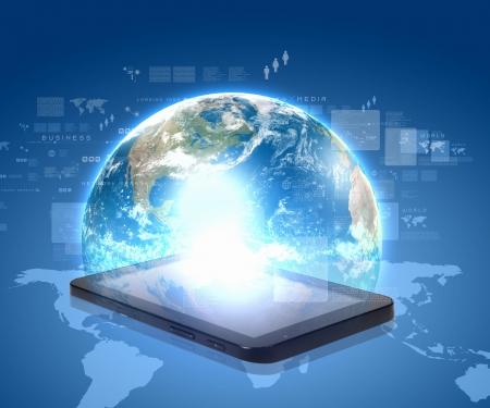 soziales Netzwerk, Kommunikation in der globalen Computernetzen