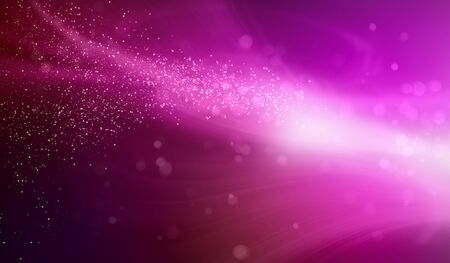 Colour glittering background with shining star dust or snow photo
