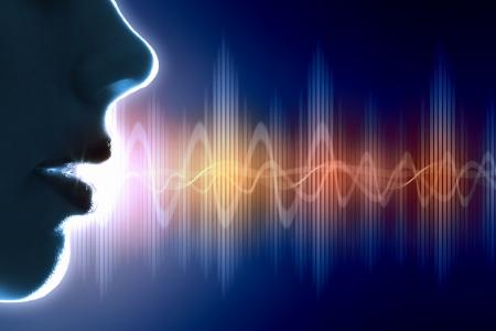 Equalizer sound wave background theme  Colour illustration Stock Illustration - 16951305
