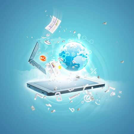 Best Internet Concept of global business from concepts series photo