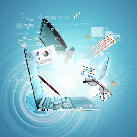 Best Internet Concept of global business from concepts series Stock Photo - 17022184