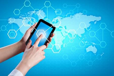 touchscreen: Primer imagen de la libreta