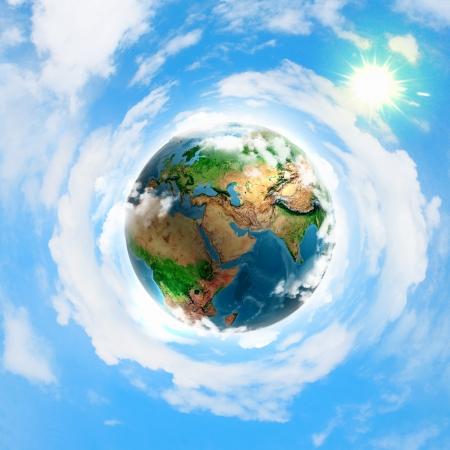 Planeten Erde