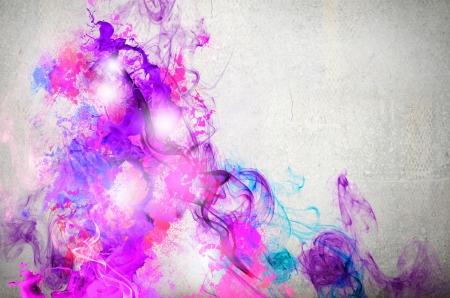 pasion: Roca color de fondo apasionada con salpicaduras