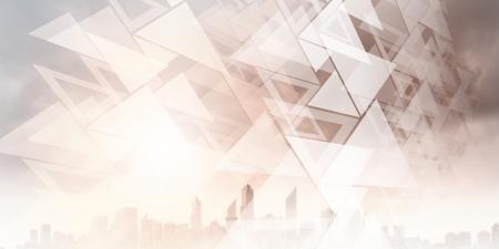 メディアのアイコンを持つ概念のデジタル背景画像