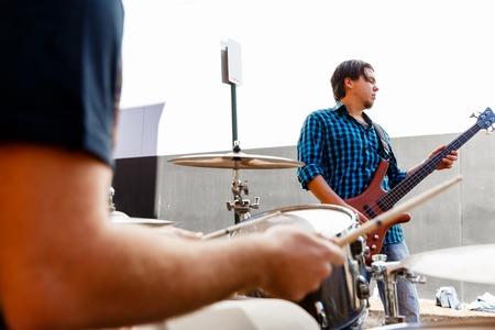 muscian: Calle instrumento muscian juego