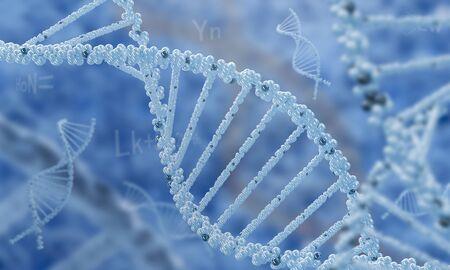 el atomo: Fondo del concepto de Bioquímica con alta tecnología dna molécula
