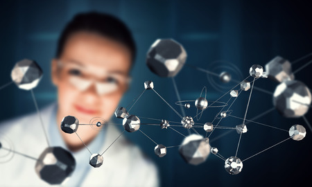 research science: Innovative technologies as concept in science and medicine