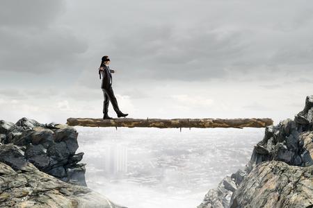 Overcome fear of failure . Mixed media . Mixed media