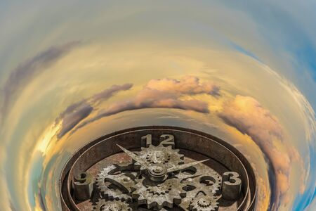When time is passing