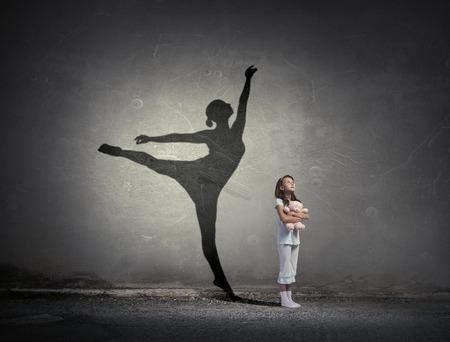 Ik zal ballerina worden