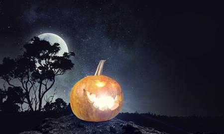 Mystery of Jack pumpkin