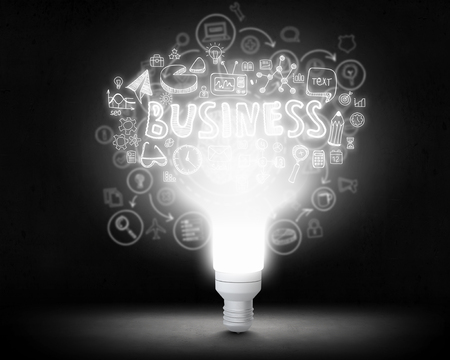 Glowing Light Bulb With Business Plan And Strategy Stock Photo Picture And Royalty Free Image. Image 78454333. & Glowing Light Bulb With Business Plan And Strategy Stock Photo ... azcodes.com
