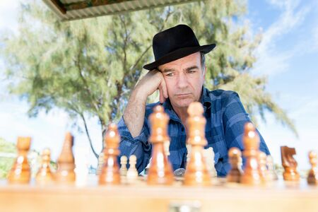pawn adult: Thinking chess strategy