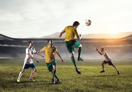 Les moments les plus populaires au football Banque d'images - 79904340