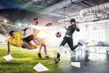 Technologies de divertissement les plus impressionnantes. Technique mixte