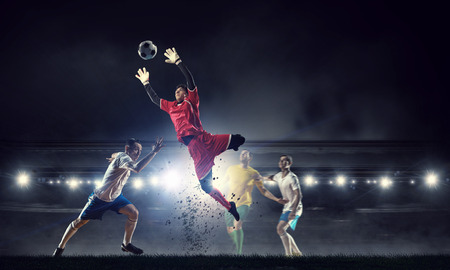 Voetbal heetste momenten