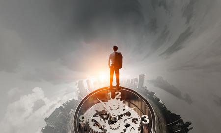 Wanneer de tijd voorbij is
