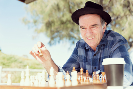 チェスの戦略を考える