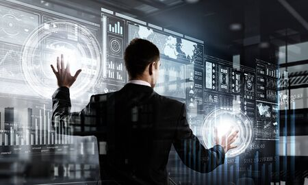 information analysis: Using innovative technologies. Mixed media