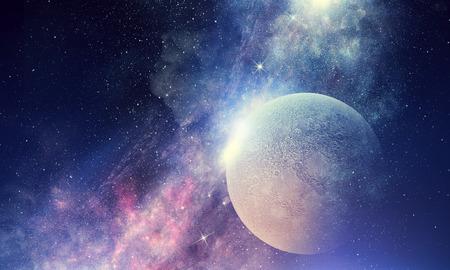 Starry Sky e ombreggiatura misti misti Archivio Fotografico - 82899357