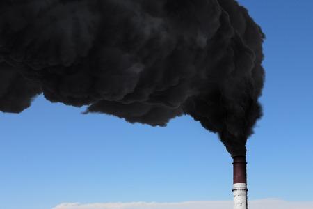 Concetto di inquinamento dell & # Archivio Fotografico - 83189448