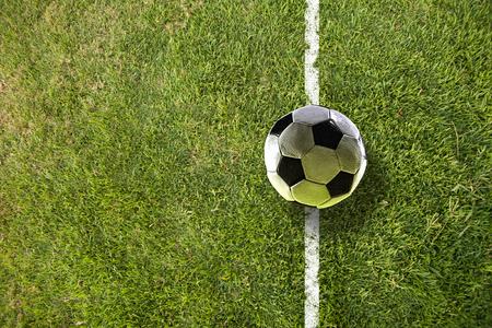 Soccer ball concept Stok Fotoğraf - 83633804