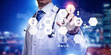 Media technologies in medicine