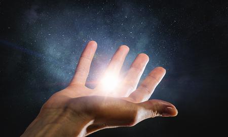 Licht van hoop en geloof