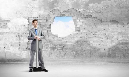 ビジネスであなたの方法を作る。ミクスト メディア
